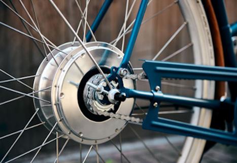 E-Bike bij LKV