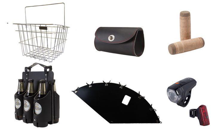 E-bikes Accessoires