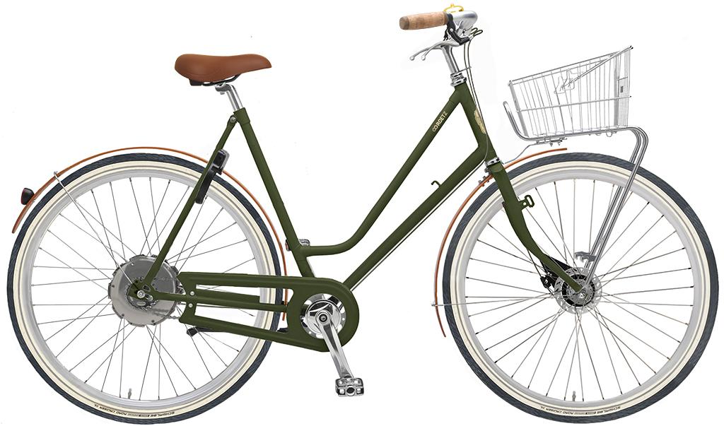 E-bikes bij LKV Roetz Road+ Ladies