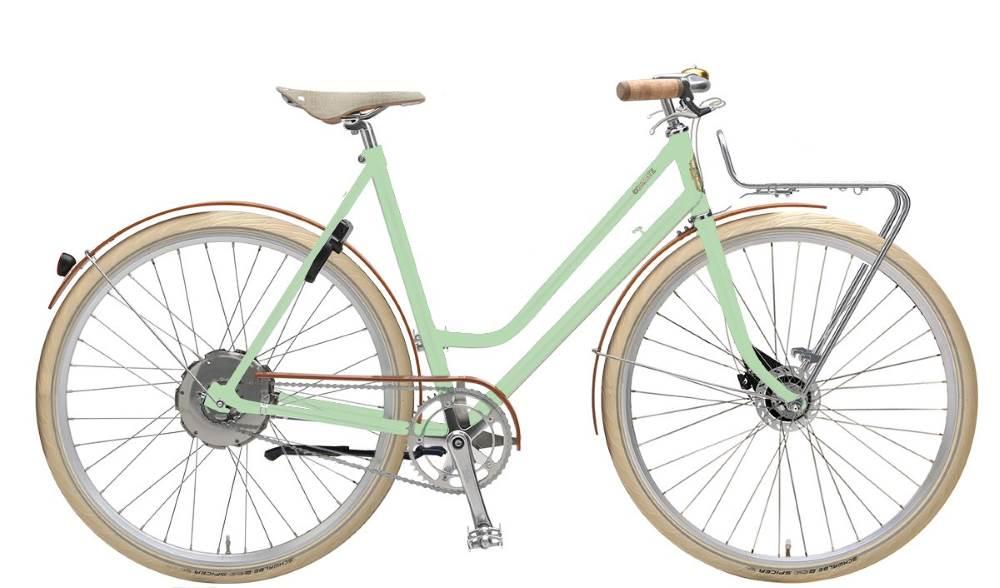 E-bikes bij LKV Roetz Vigour+ Ladies