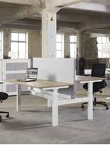 Flex 3 Bench werkplek H-frame