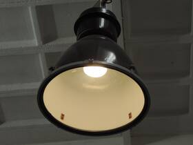 Robuuste industriële hanglamp