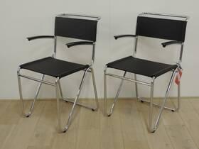 Gispen diagonaal stoel 203