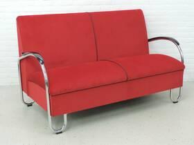 Gispen Classic 444 B2,5 Rood