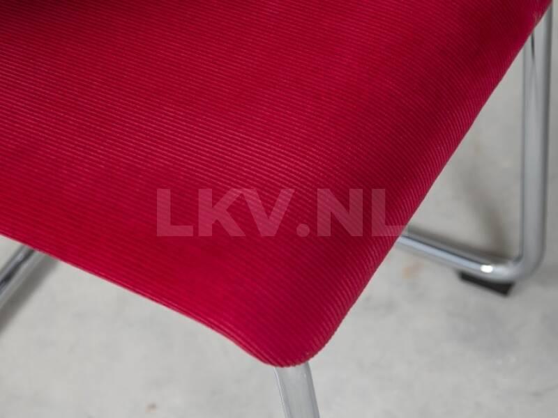 Gispen 101 H felrood detail