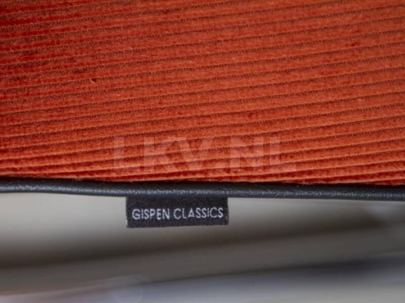 Gispen 412S Terra detail