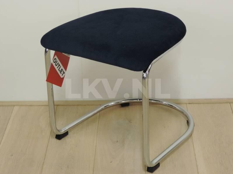 Ongebruikt Design outlet :: Hockers :: Gispen 412 hocker blauw GC-44