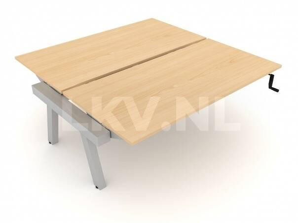 Linnea Elevate duo bench intermediair / hoogte verstelbaar dmv slinger