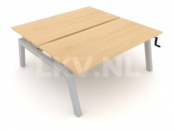 Linnea Elevate duo bench / hoogte verstelbaar dmv slinger