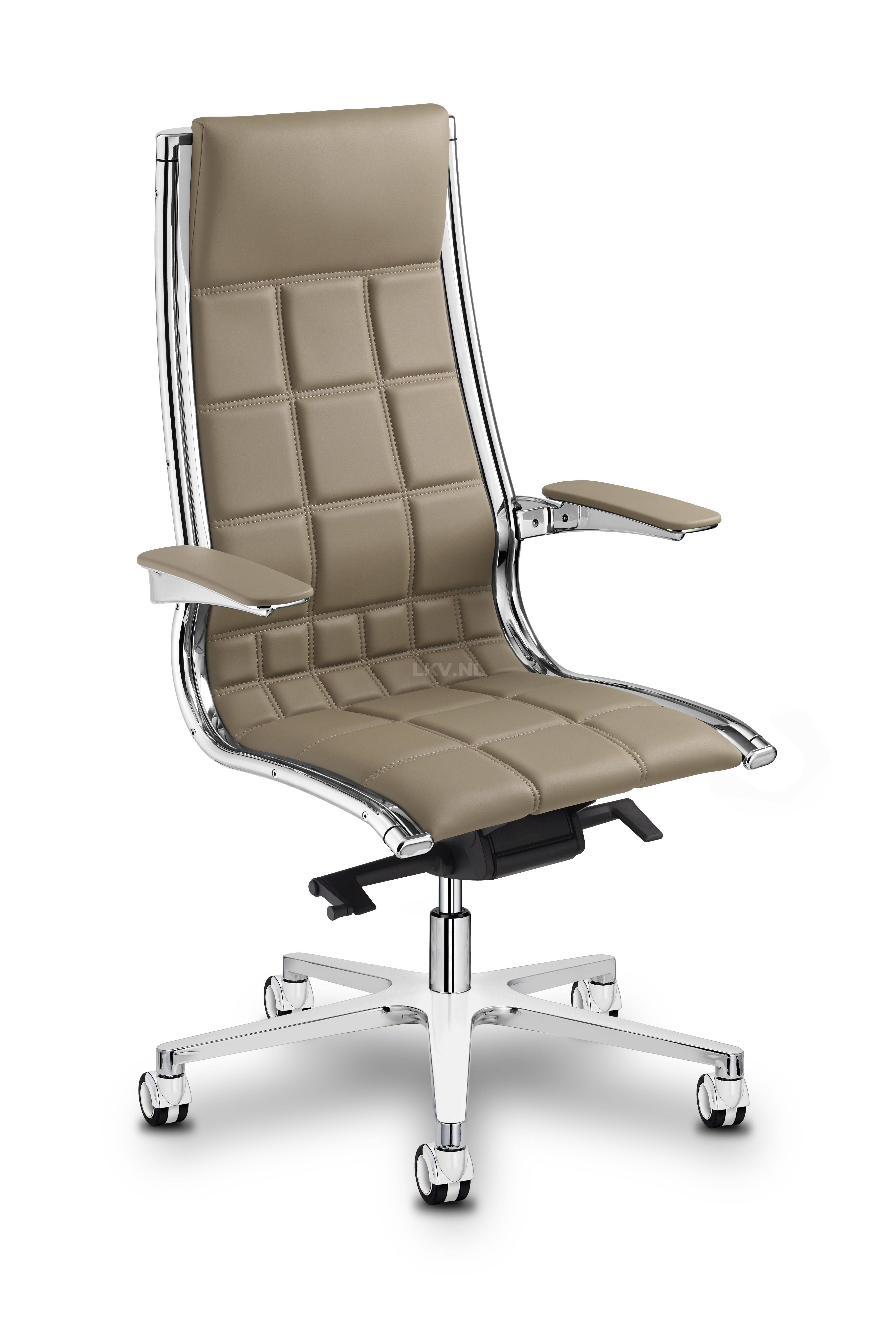 Sit-on-it Bureaustoel met hoge rug