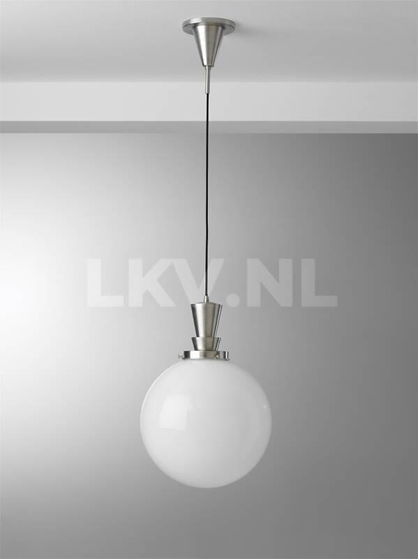 Hanglamp met zwart snoer