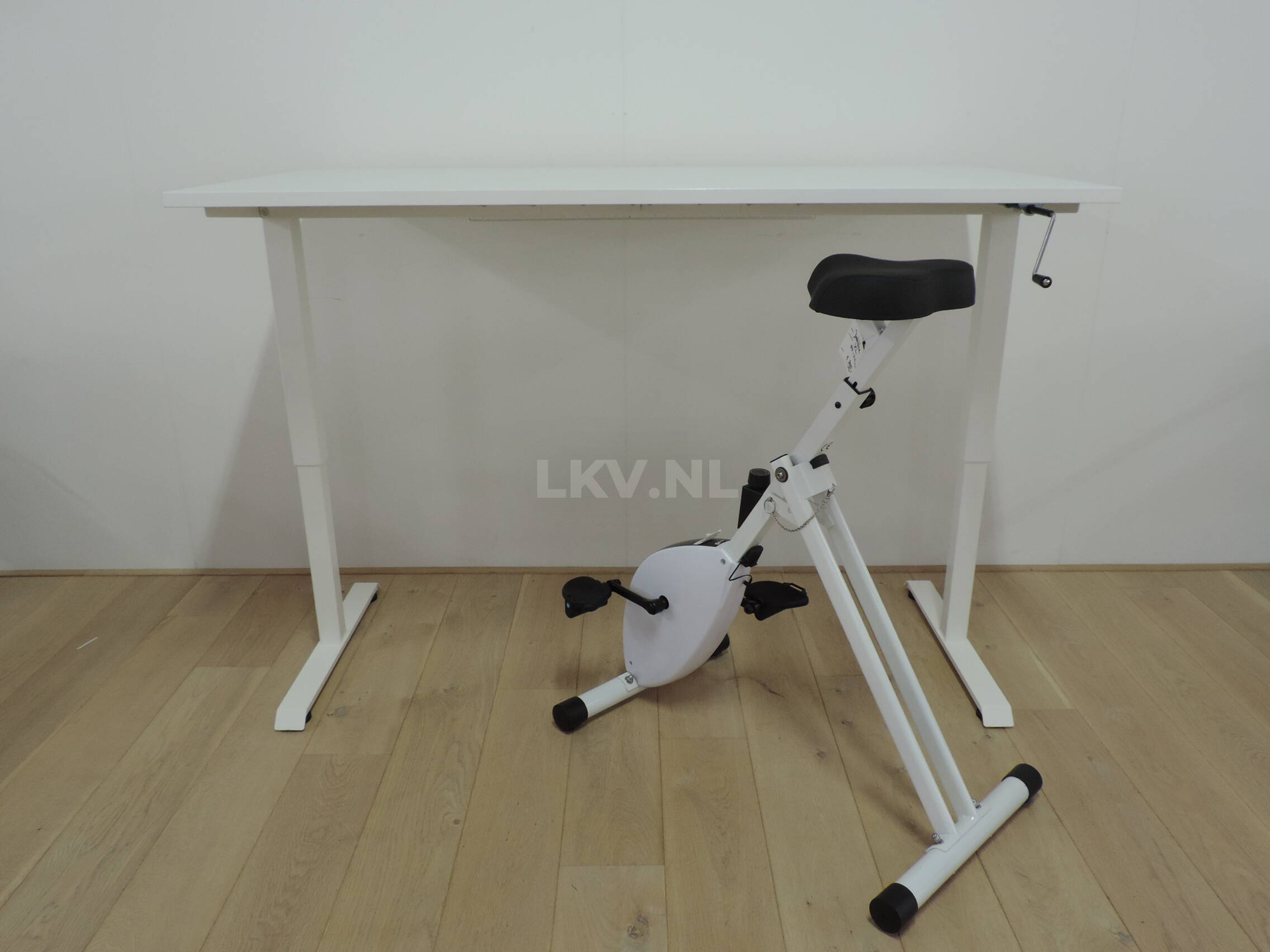 Flex light bureau - WitFlex light bureau - Wit - Sta-zit